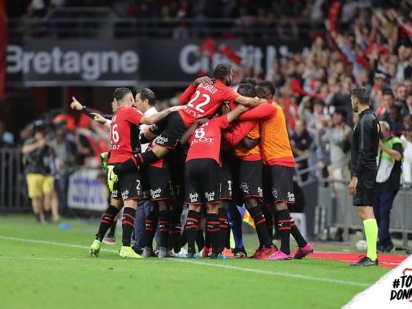 Rennes celebration