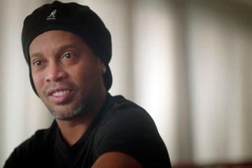 Ronaldinho – The Happiest Man in The World
