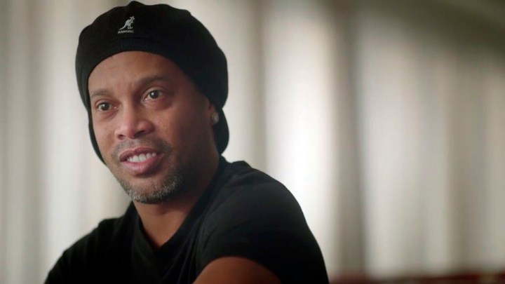 Ronaldinho – The Happiest Man in The World
