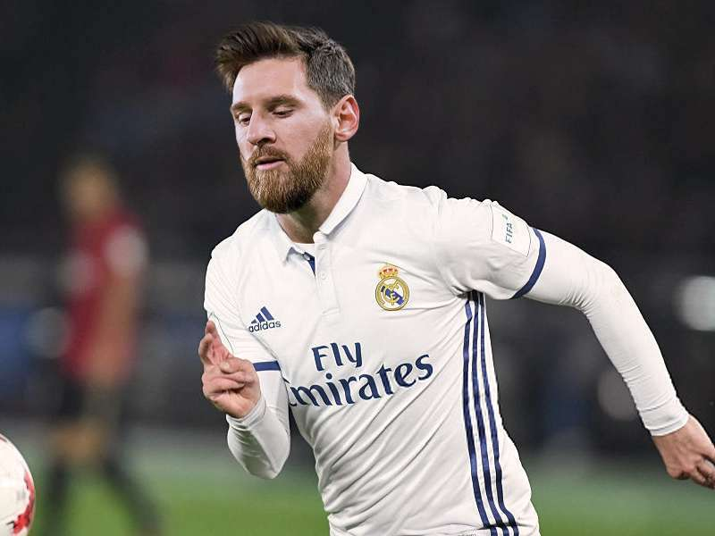 Leo Messi Real Madrid
