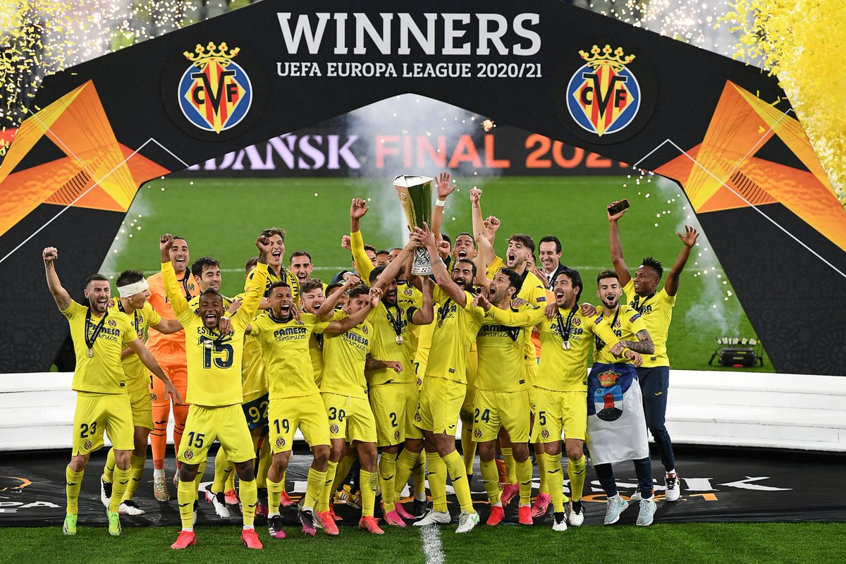 Villarreal Manchester United, finale Europa League 2021