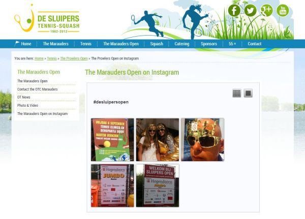 The Marauders Open on Instagram - RLT & SV Prowlers' - www_desluipers_nl_tennis_de-sluipers-open_de-sluipers-open-op-instagram