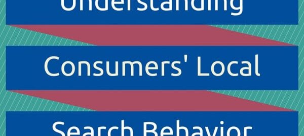 understanding sonsumers local search behavior