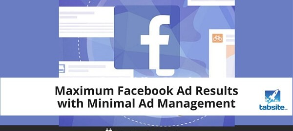 Maximum Facebook Ad Results with Minimal Ad Management 315