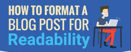 How to Format a Blog Post for Readability