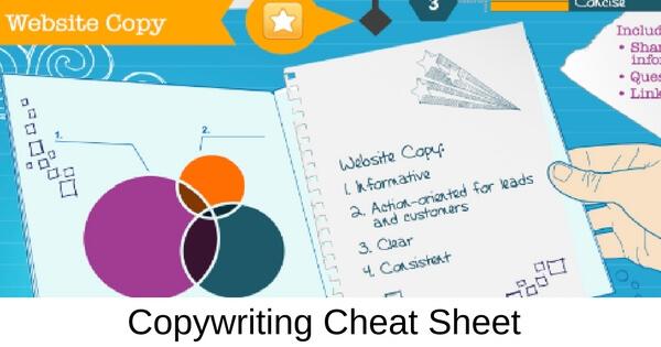 Copywriting Cheat Sheet1 - 315