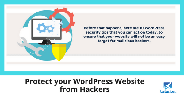 Protect your WordPress Website from Hackers - 315
