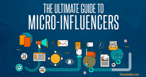The Ultimate Guide to Micro-Influencers [Gifographic]