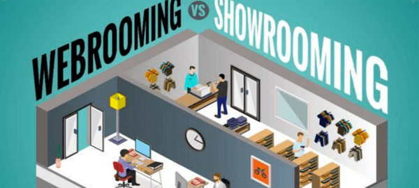 What is Webrooming_ How is it Different from Showrooming_ [Infographic]