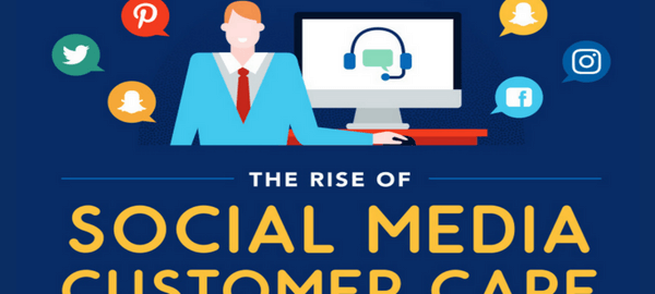 How to Use Social Media for Customer Service-Infographic-315