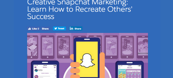 Successful Creative Snapchat Marketing-infographic -315