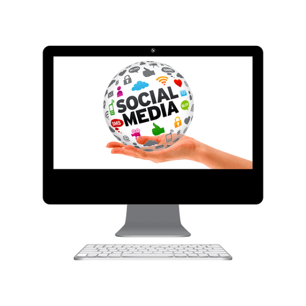 Gain a larger social media presence