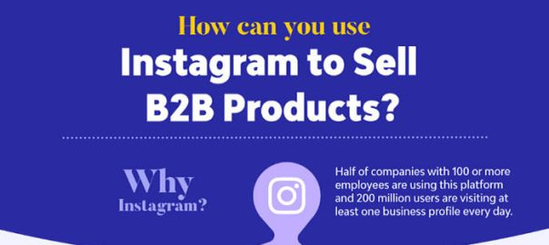 Using Instagram Successfully for B2B Marketing