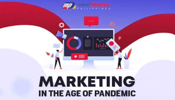 Marketing in the Age of Pandemic - infographic.