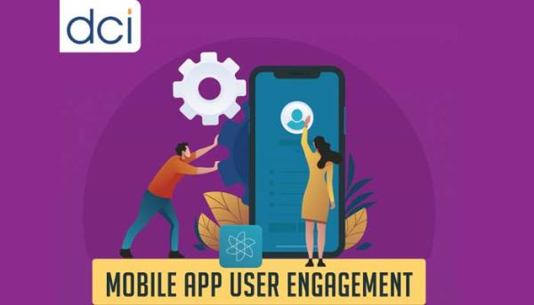 [Infographic] Mobile App User Engagement