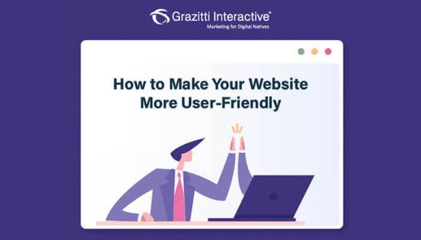 How to make your website more user-friendly.
