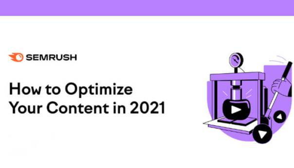 The Complete Guide to Content Optimization Infographic-700