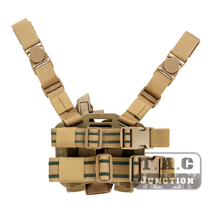 Multicam Thigh Holster Glock 23
