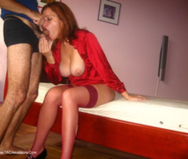 Subwoman Slut In Red Photo Album