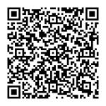 粉絲團QR-code、動物溝通關懷協會