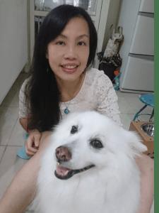 寵物溝通推薦、寵物溝通師、梁淑萍