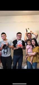 誌銘與狸貓、動物溝通、台灣動物溝通中心