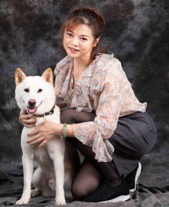 寵物溝通推薦、寵物溝通師、心伶(Miki)