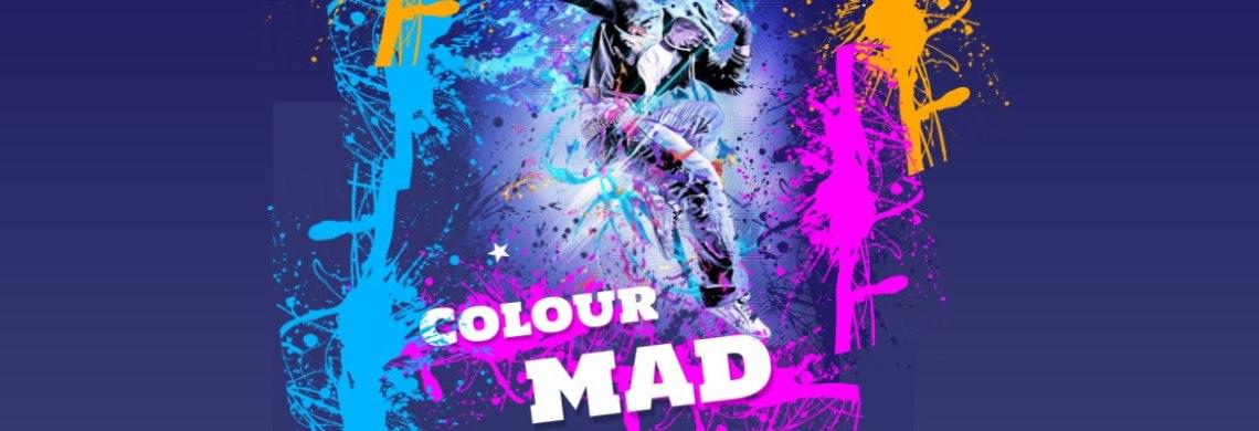 Colour MAD Megan Academy of Dance
