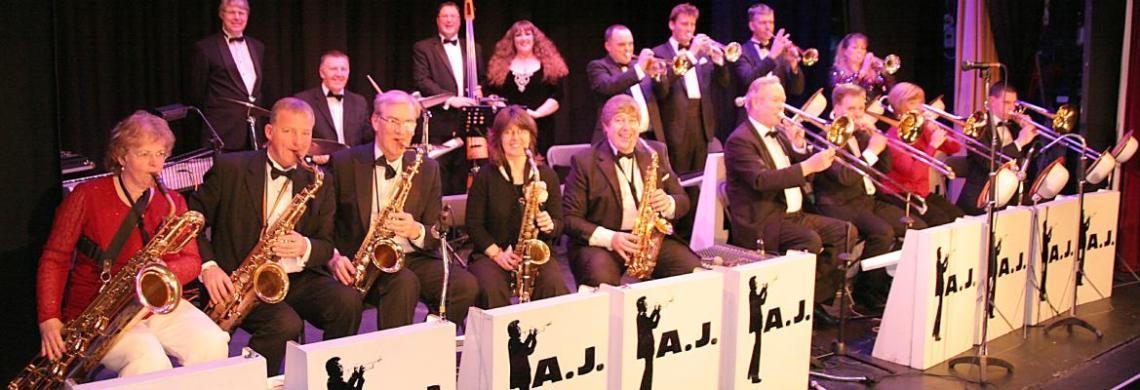 A.J's Big Band - Tacchi-Morris Arts Centre