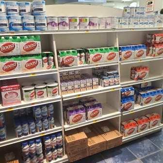 Tache Pharmacy Nutritional Drinks