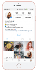 instagram Tachick