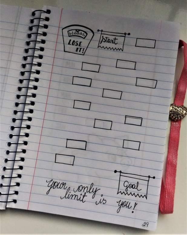 Meu bullet journal