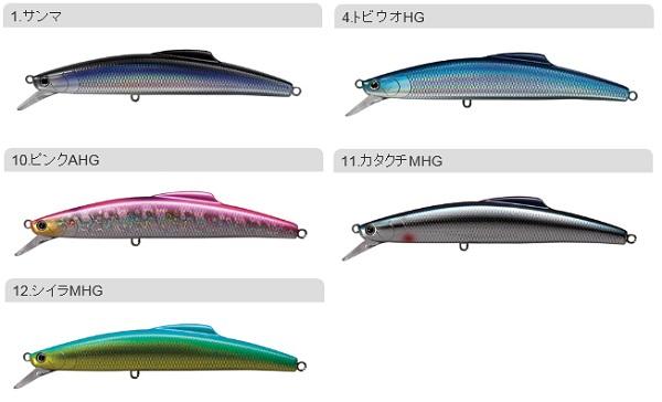 TACKLEHOUSE SHIBUKI IS(無舌板) MS 陳水型米諾 | タックルハウス,路亞新品 ...