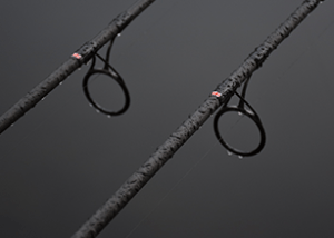 UK manufactured carp rods