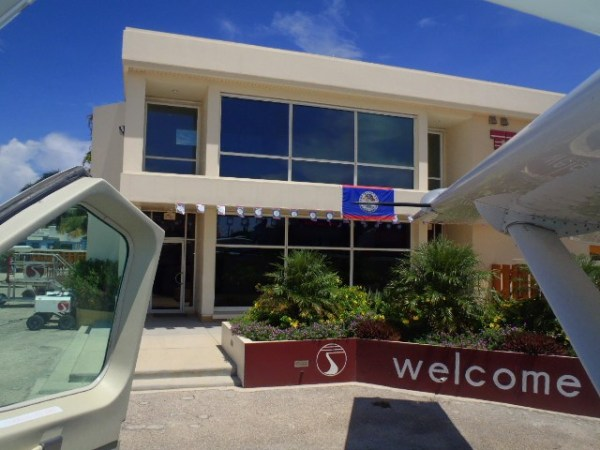 how to get to san pedro belize