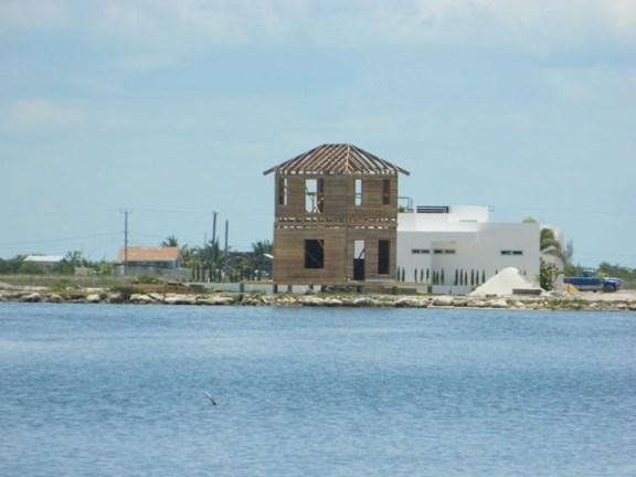 building in belize