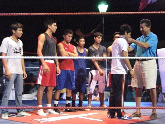 belize boxing