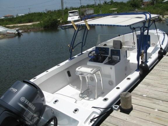captain sharks boatyard belize