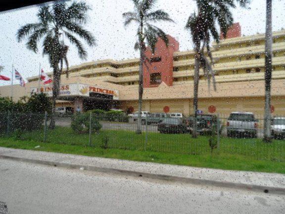 princess hotel belize city