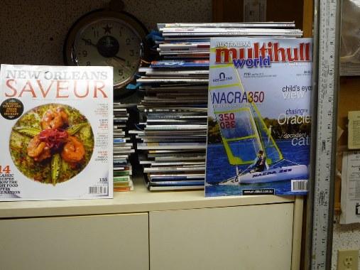 multi hul magazine