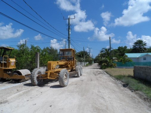 belize roads