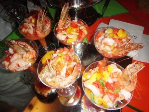 taste of playa annual food festival mexico