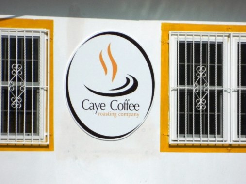 caye coffee san pedro belize