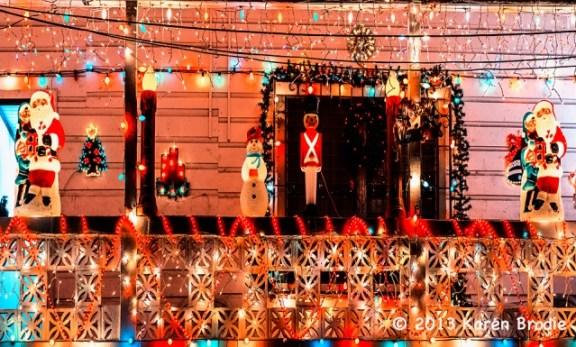 love fm christmas parade downtown san pedro