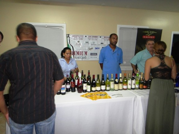 premium wines belize