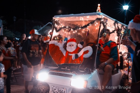 love fm christmas parade san pedro
