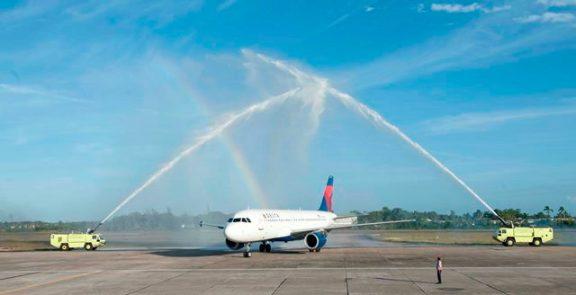 delta direct flight to belize