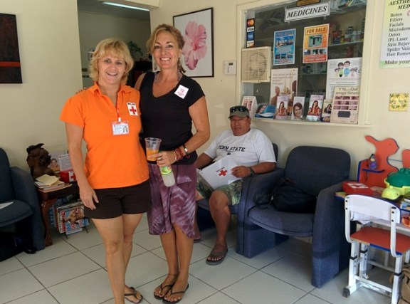donating blood in belize