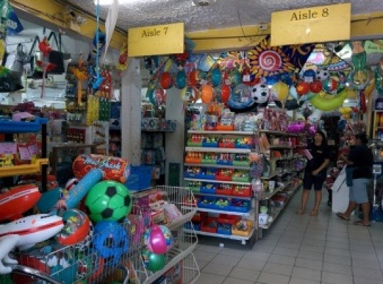 belize shopping