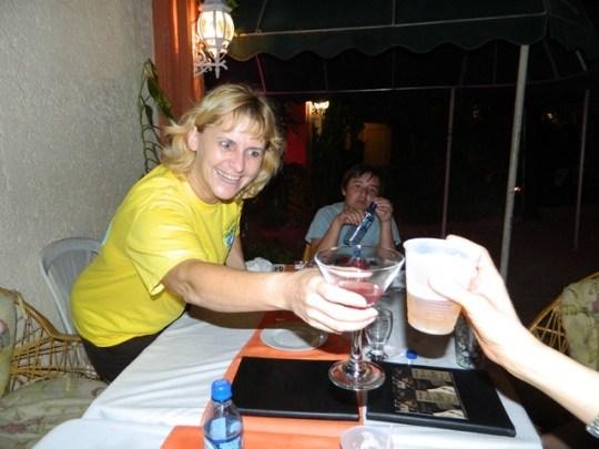 celebrating san pedro  lobsterfestival at el divino restaurant and bar belize